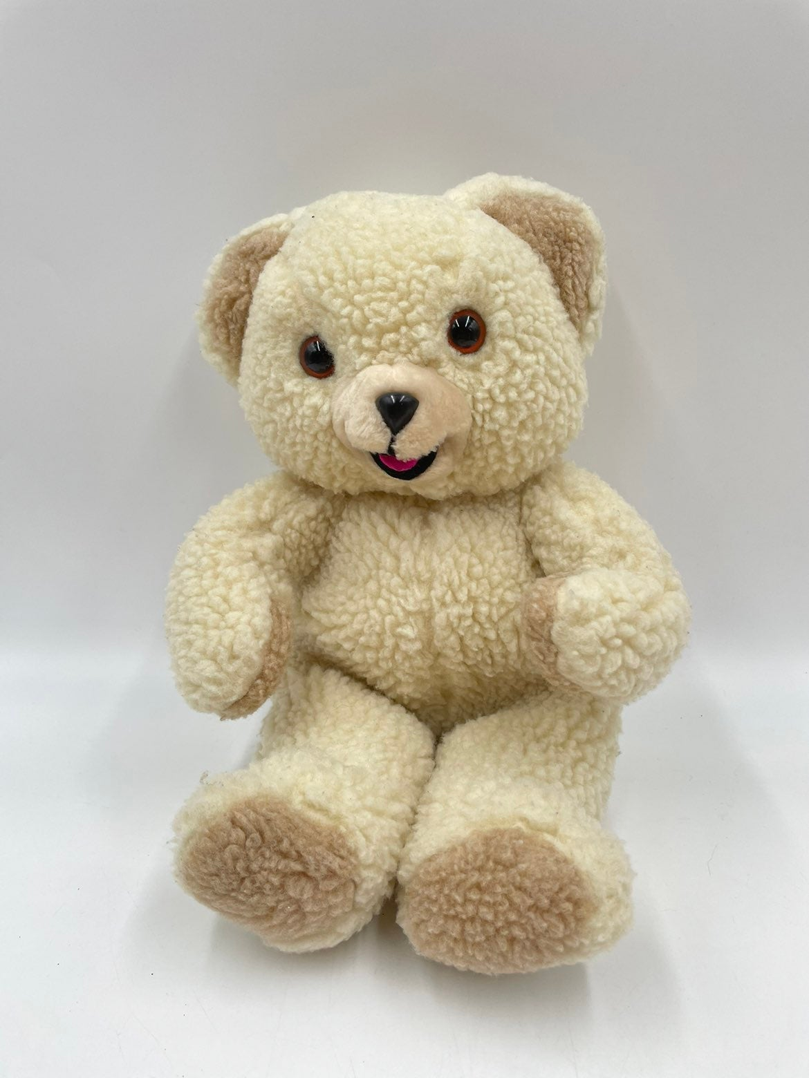 Vintage 1985 Lever Brothers Snuggle Bear
