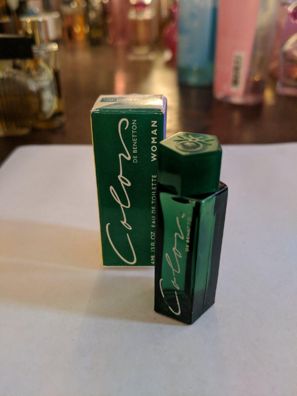 Perfume fragrance cologne mini colors