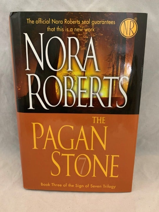 The Pagan Stone - Nora Roberts - 2008
