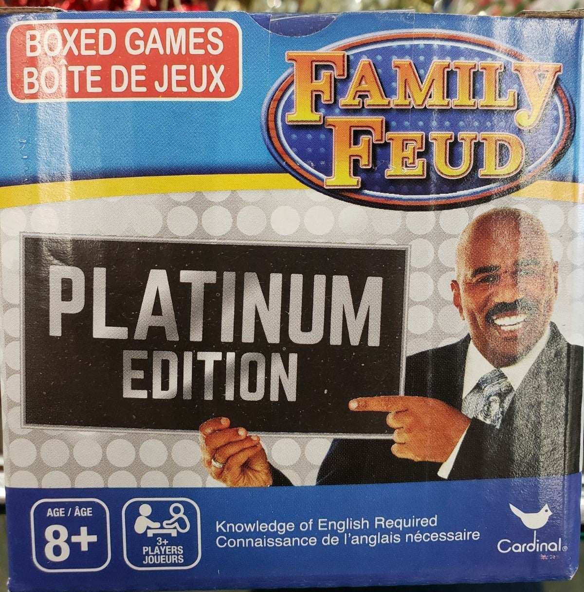 Family Feud Platinum Edition Game