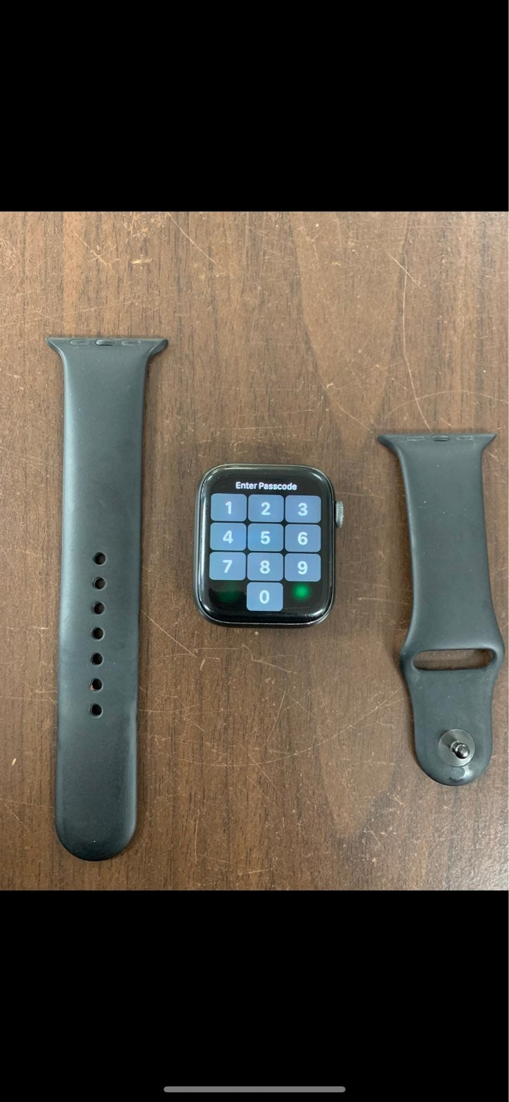 Nike Apple Watch series 4 44mm with cell