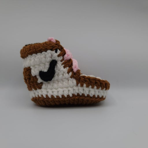 Baby Crochet Shoe