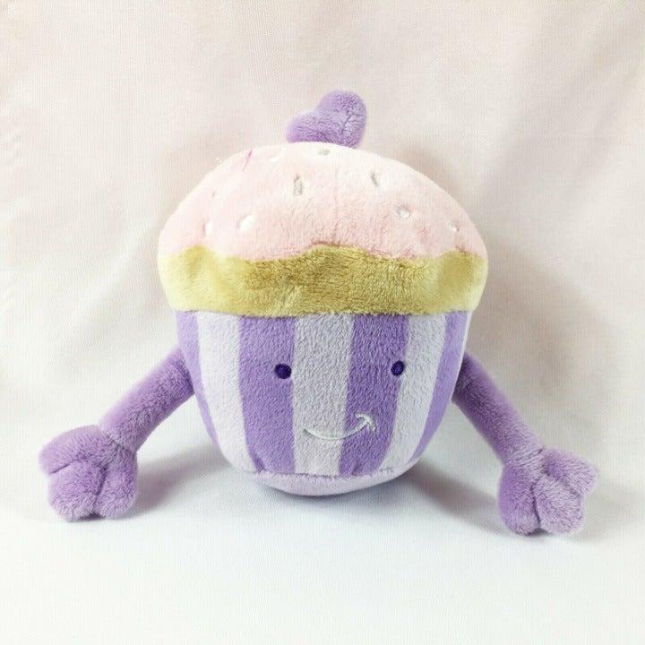 """A37 Circo Cupcake Mini Pillow Plush! 7"""""""