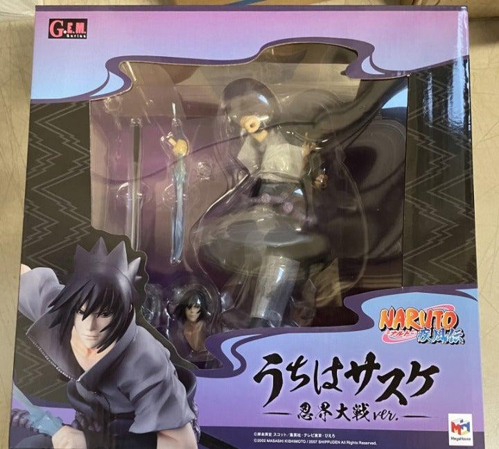 Naruto Sasuke Shinobi World War G.E.M
