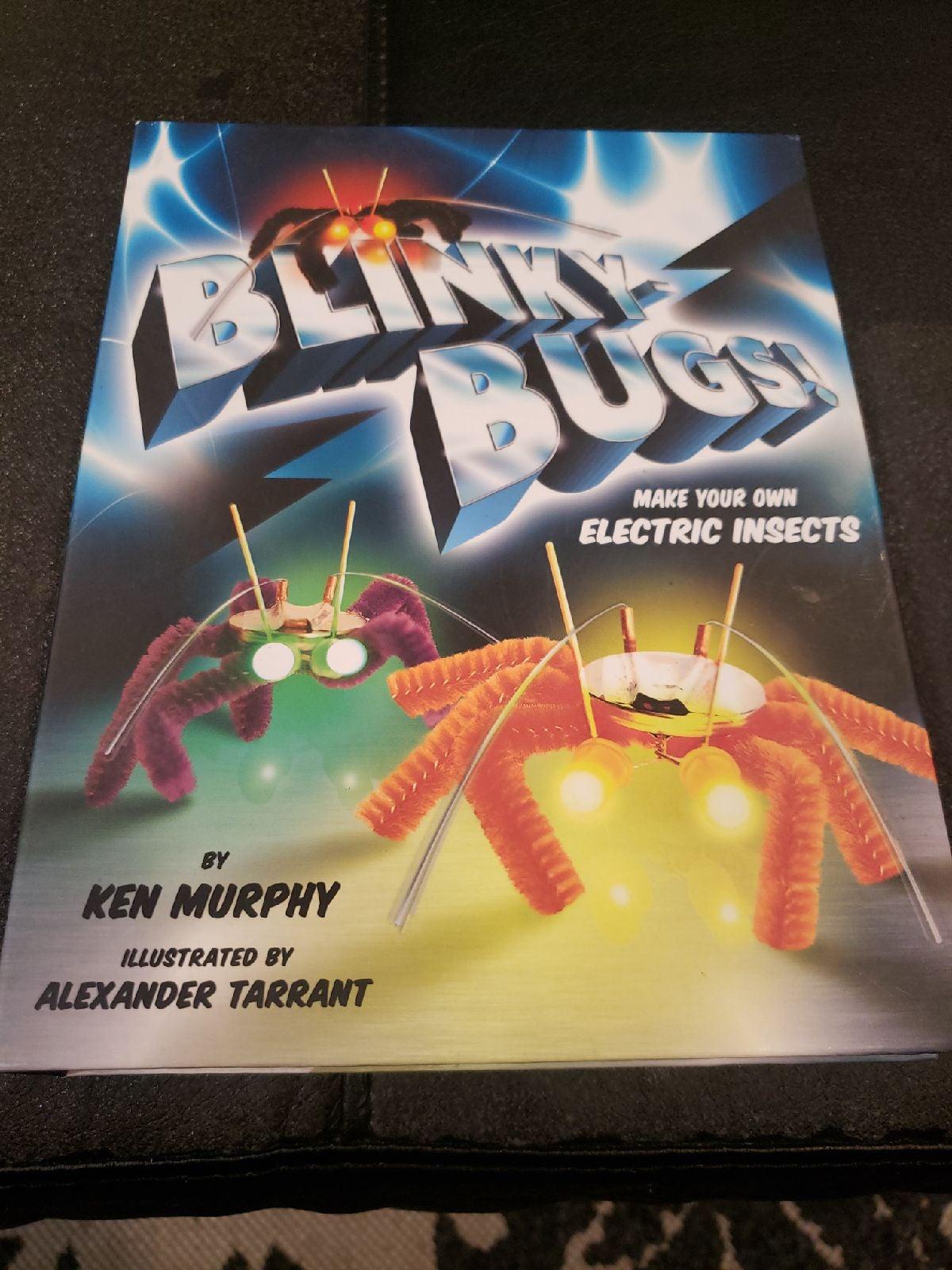 Blinky bugs!
