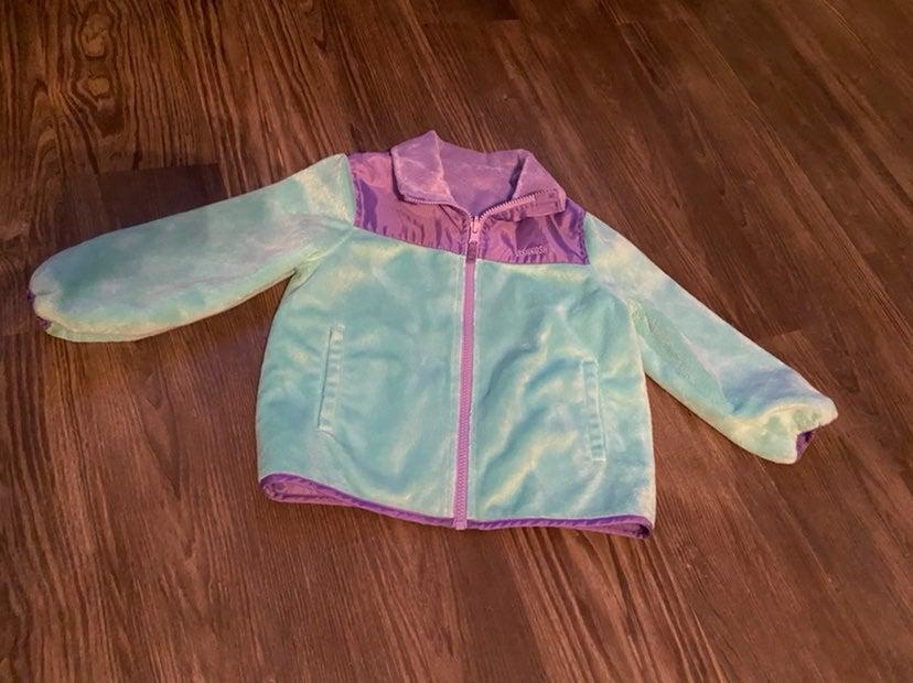 OshKosh reversable Jacket