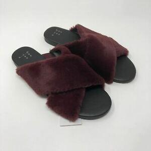 NWT Crossband Slippers Slide Sandals-6