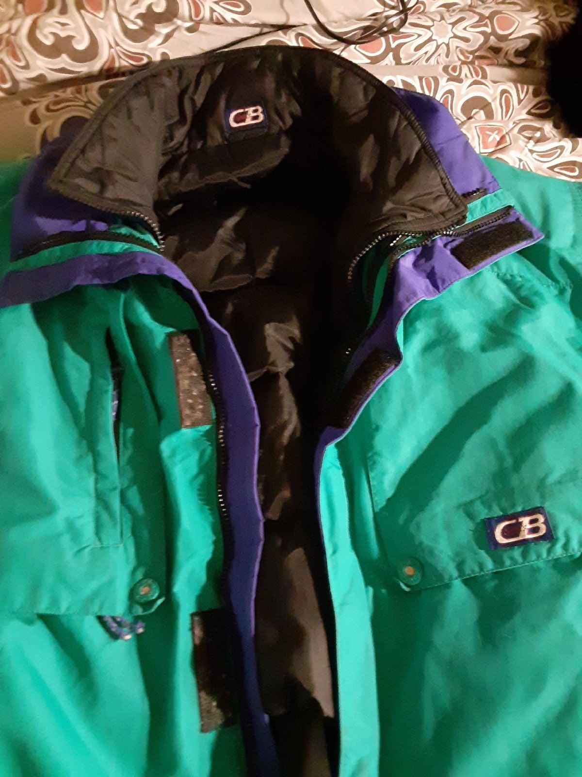 Winter Coat CB Sports