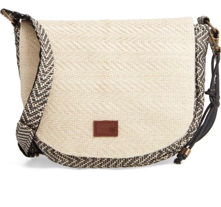 Brixton crossbody purse