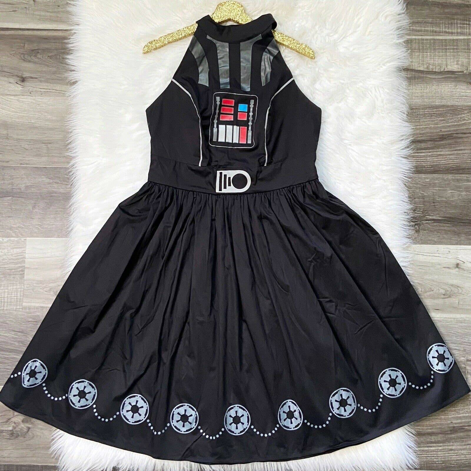 Disney Parks Darth Vader Star Wars Dress