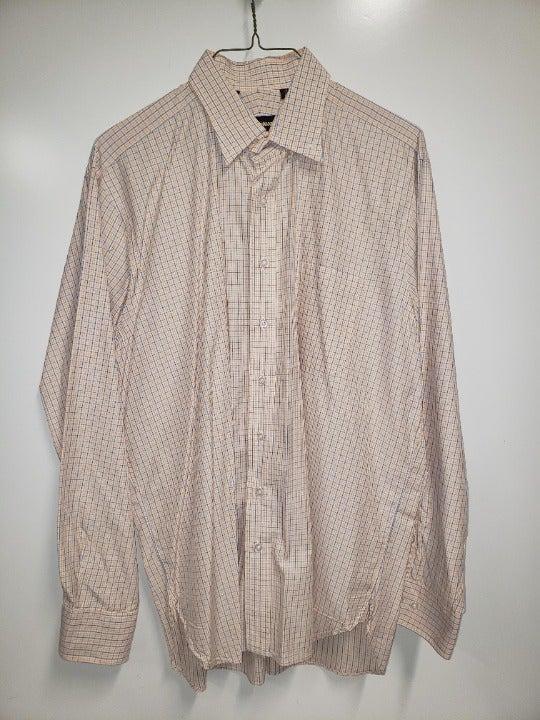 Paul Stuart Men's XL Button Down Shirt