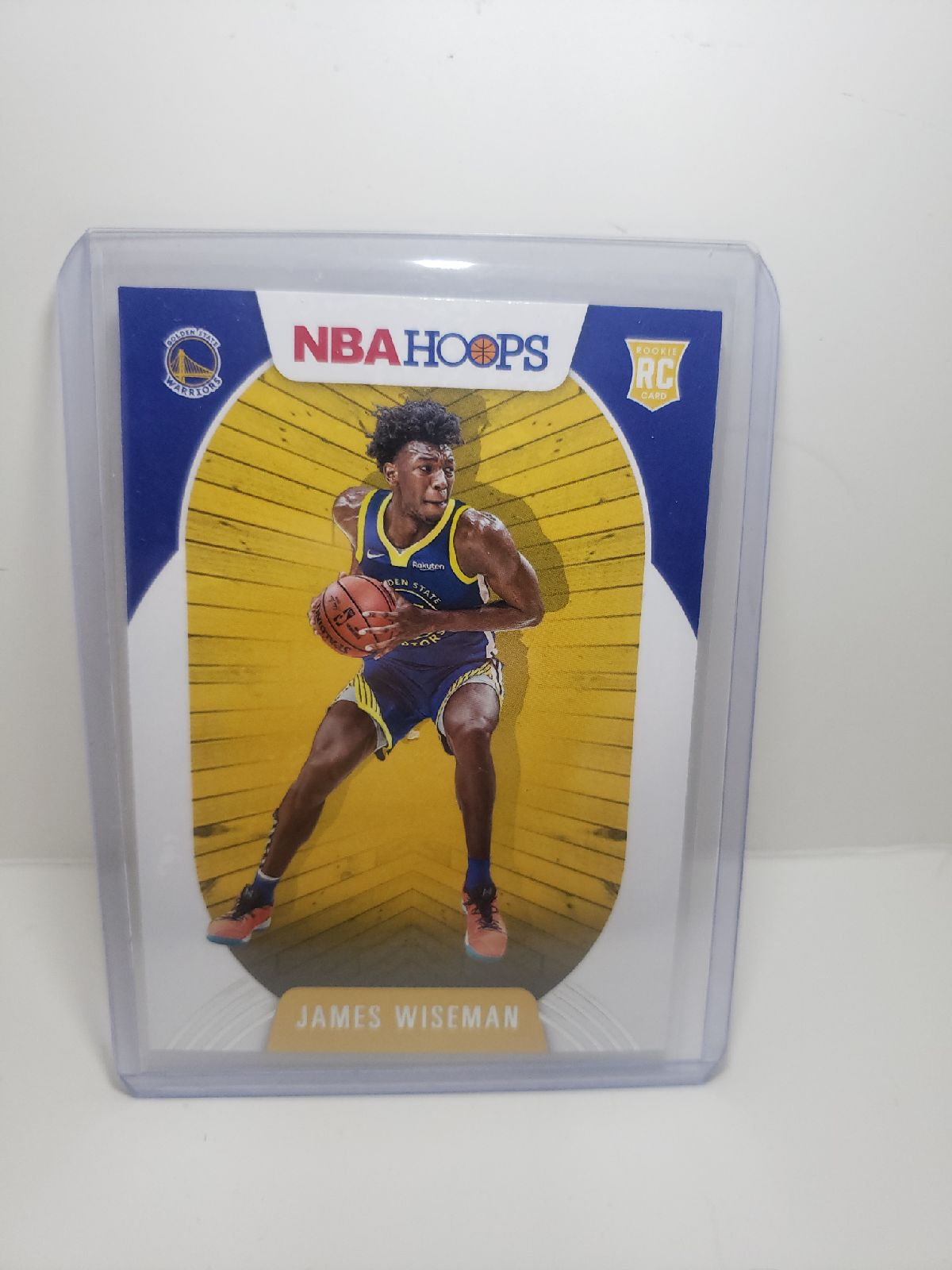 James Wiseman Rookie Card