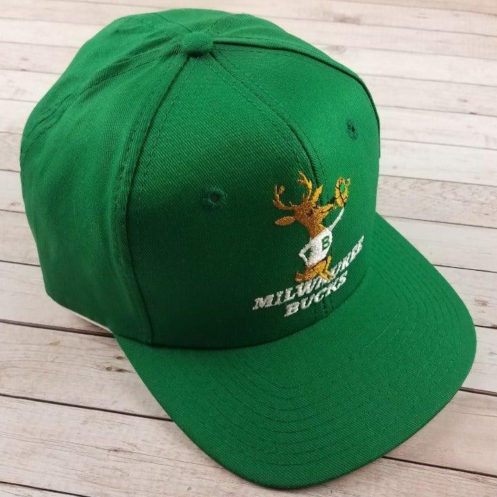 Like New VTG 80s/90s Milwaukee Bucks Hat