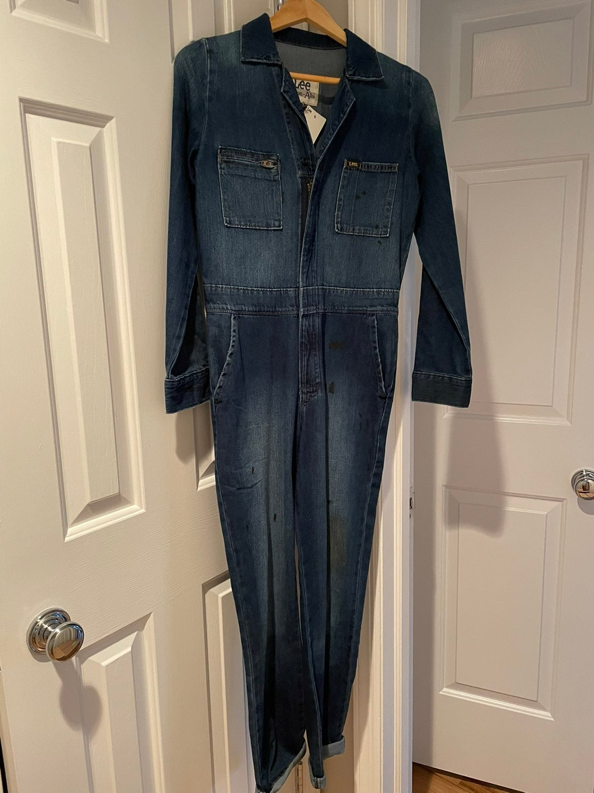 Lee Union Denim Jumpsuit
