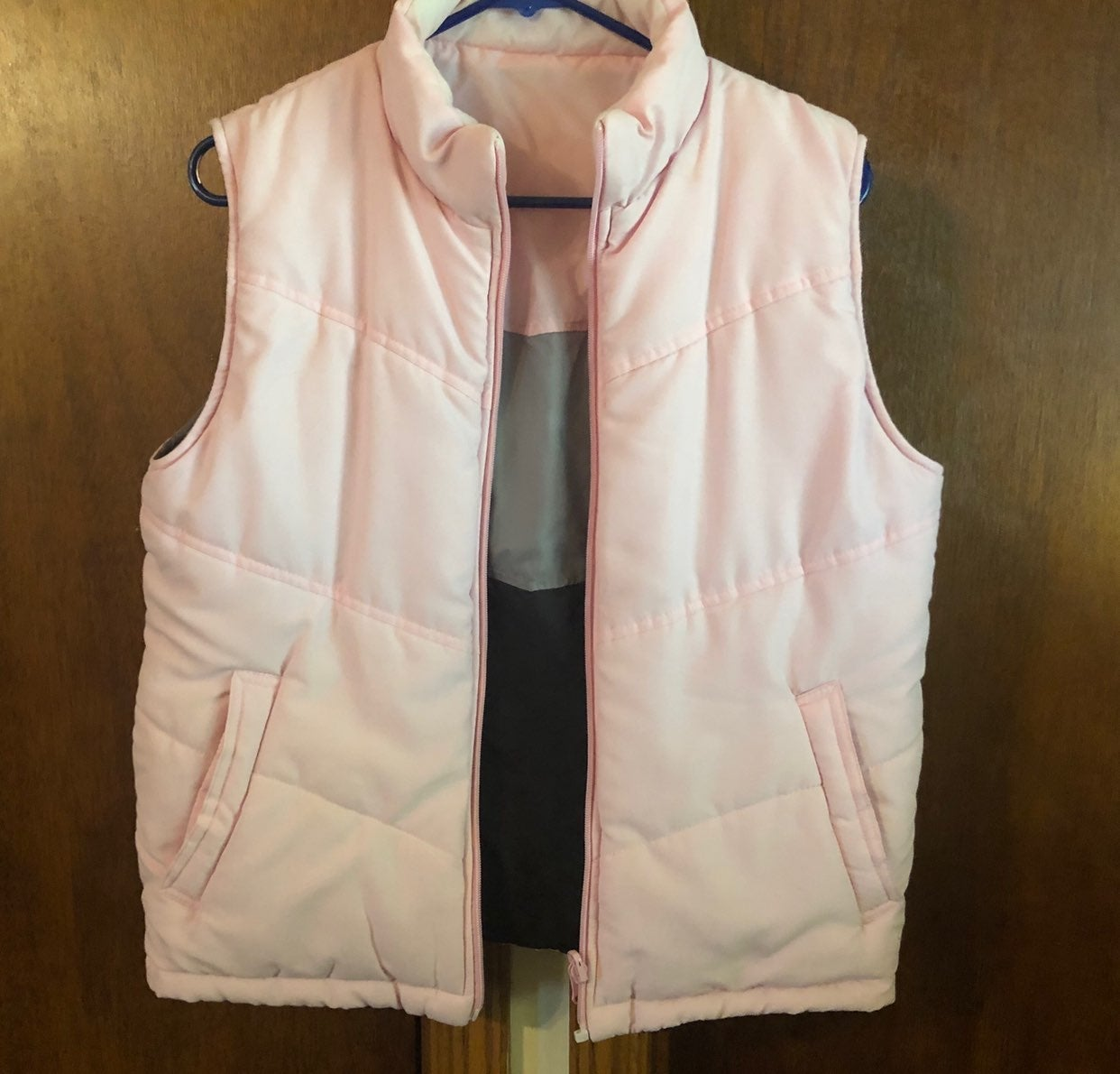 Puffer Vest Womens Size S