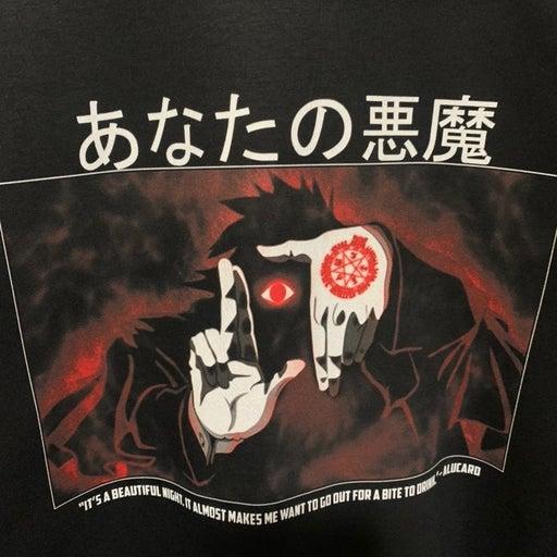 Hellsing anime Lg T-shirt