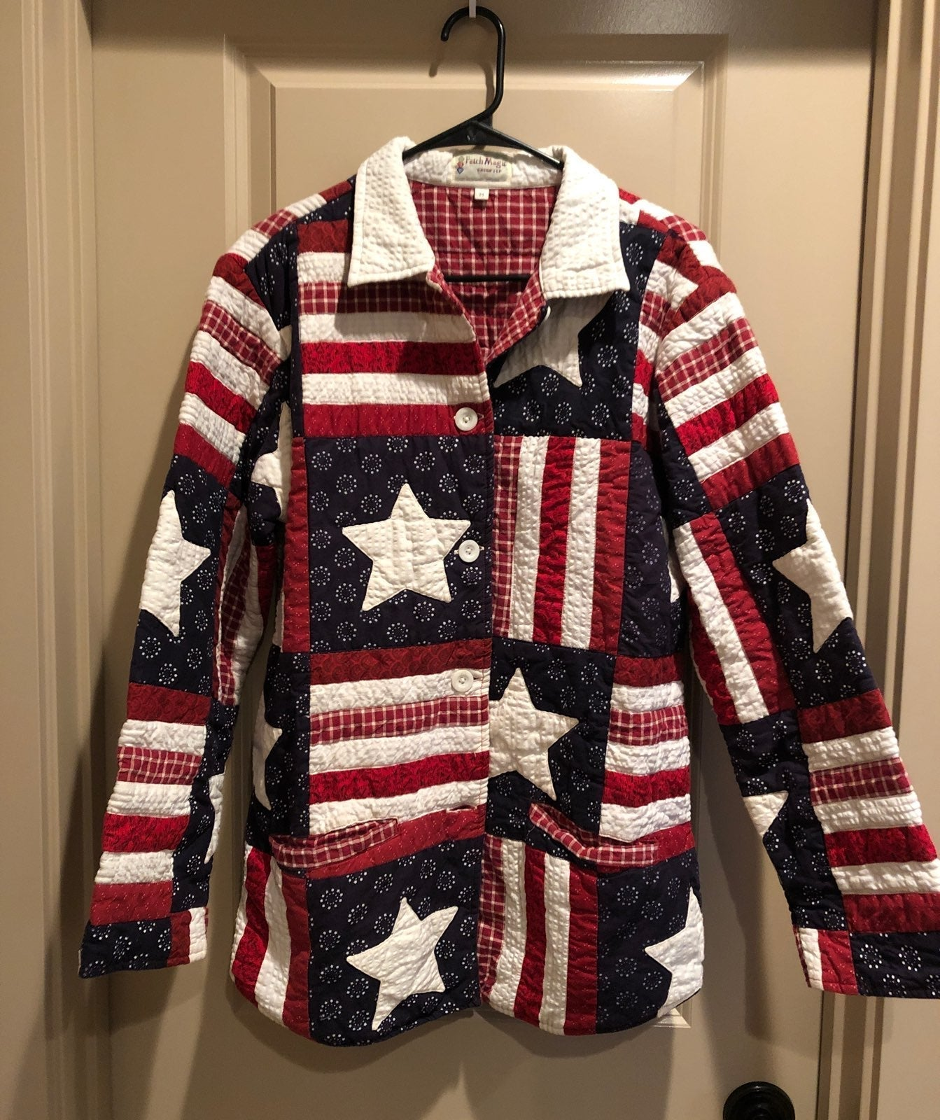 Patch Magic Americana Jacket