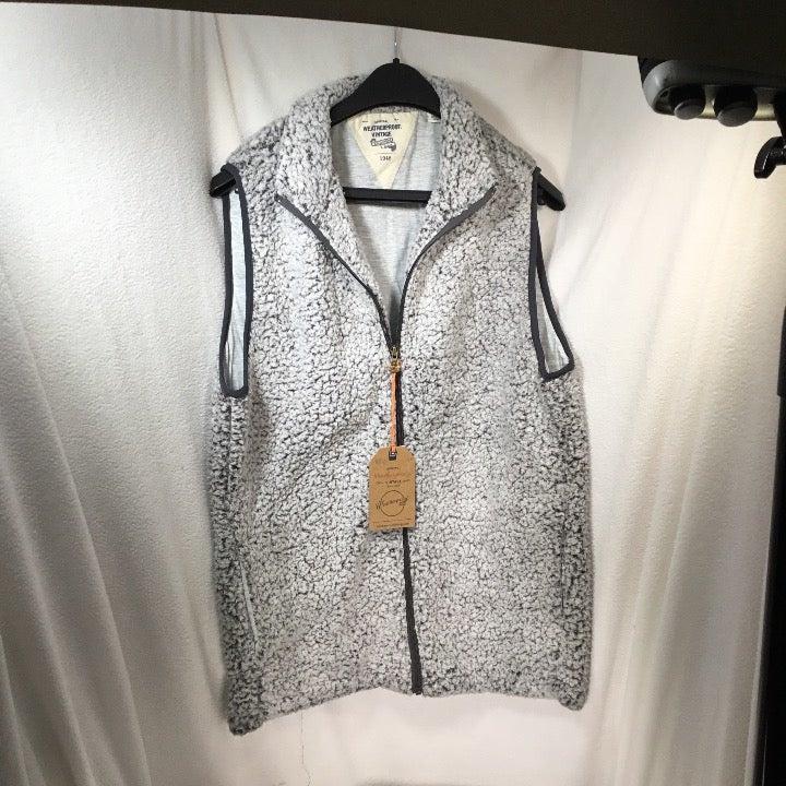 Weatherproof Vintage Vest, Charcoal, M
