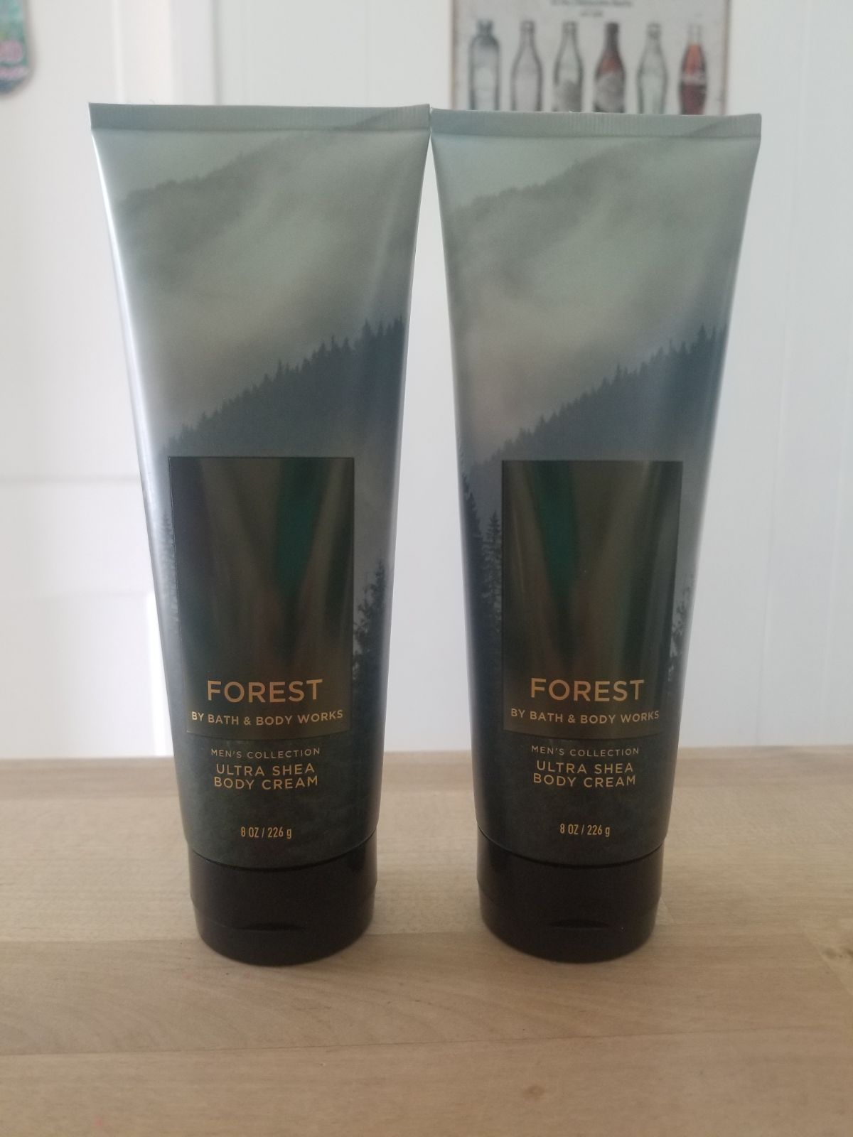BBW Forest Mens Lotion