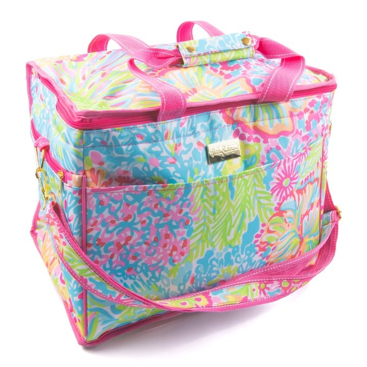 Lilly Pulitzer Insulated Cooler Big Bag