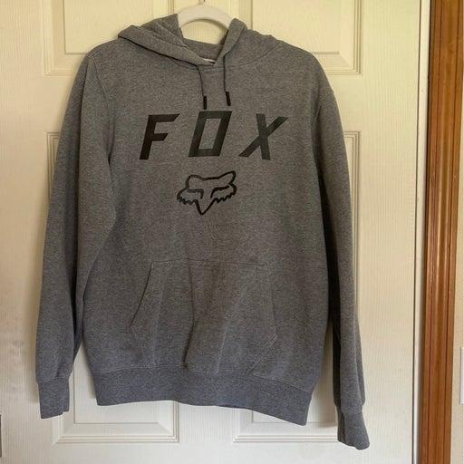 fox racing pullover hoodies for men