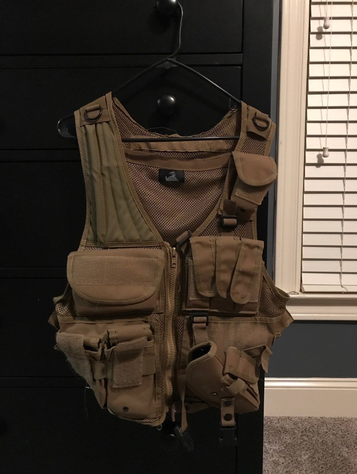 Lancer Tactical Airsoft Vest