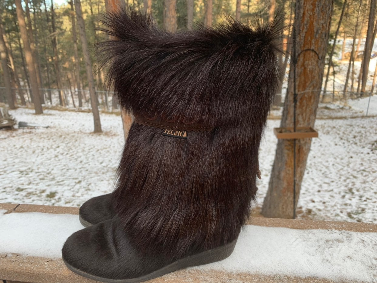 Tecnica boots fur size 39