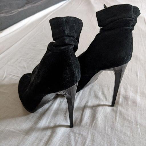 ALDO heel booties