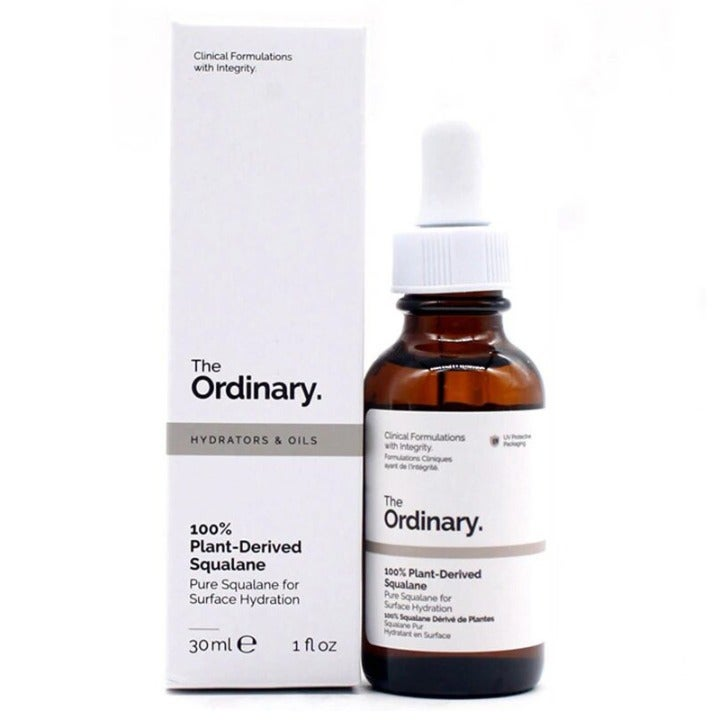 The Ordinary 100% Plant Squalane + GIFT!