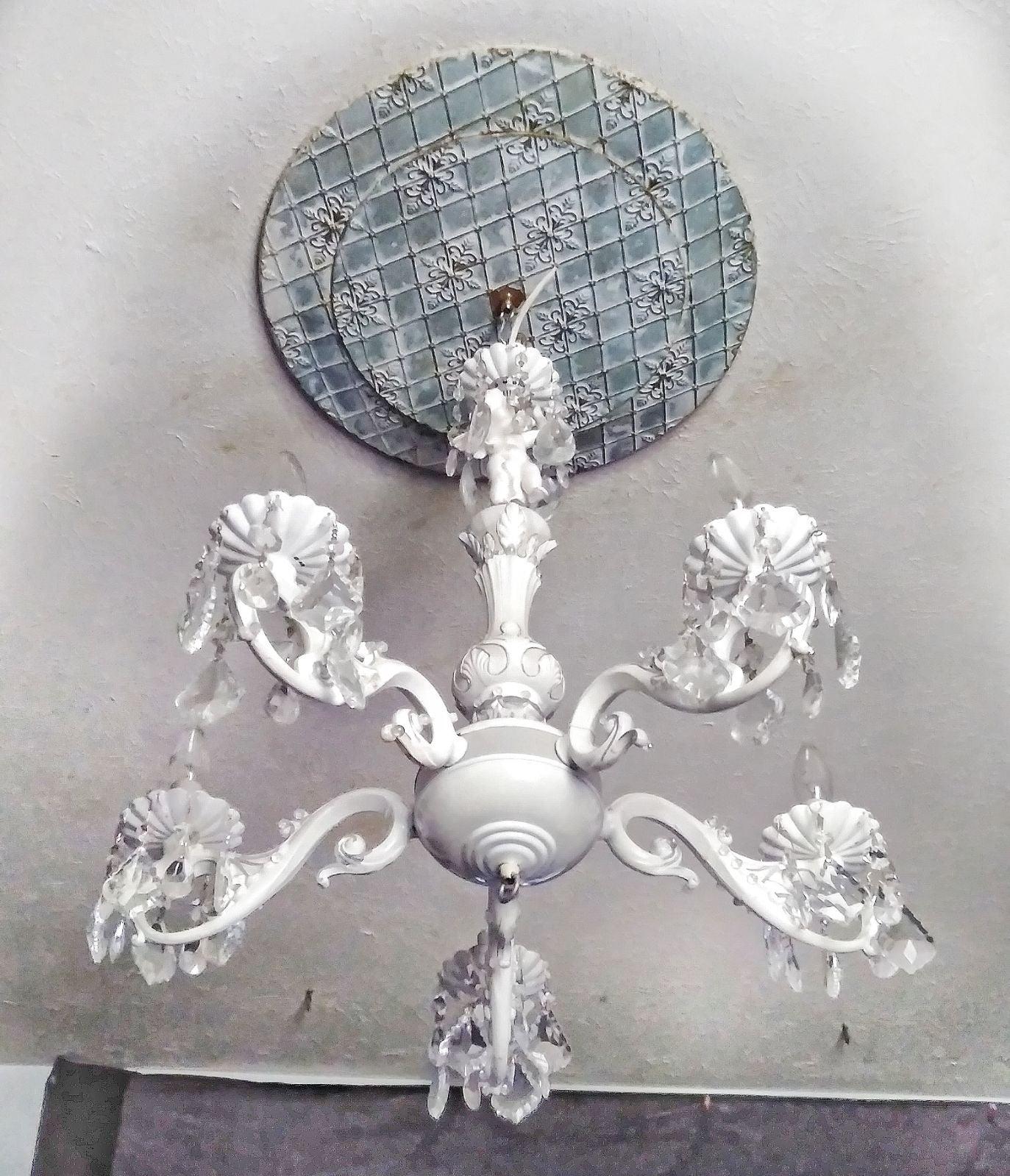 Restored antique Chandelier