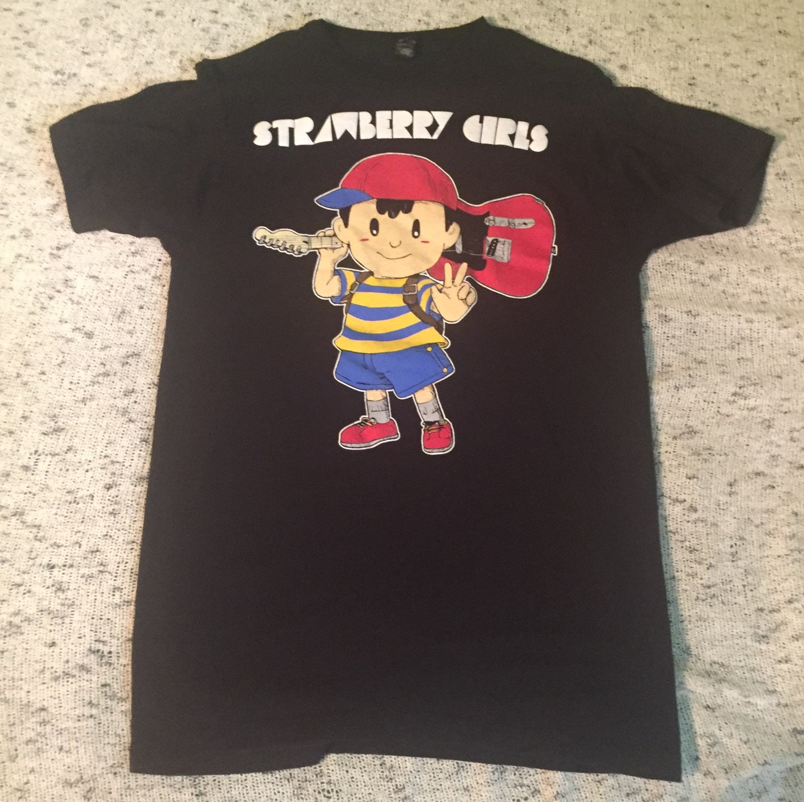 Ness Earthbound Shirt