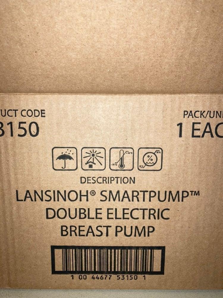 Lansinoh breats pump