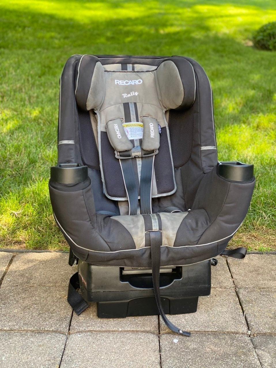 Recaro Rally car seat