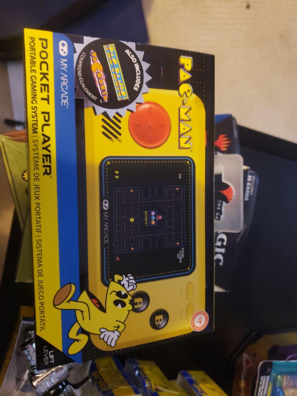 Pac-Man gaming system