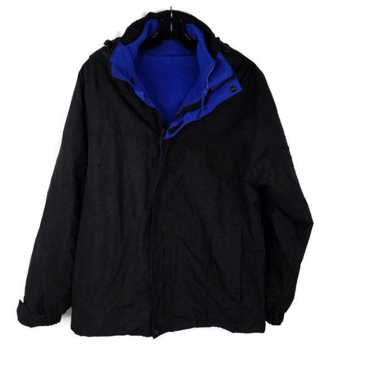 Athletic Works 2 in 1 Jacket Mens Small