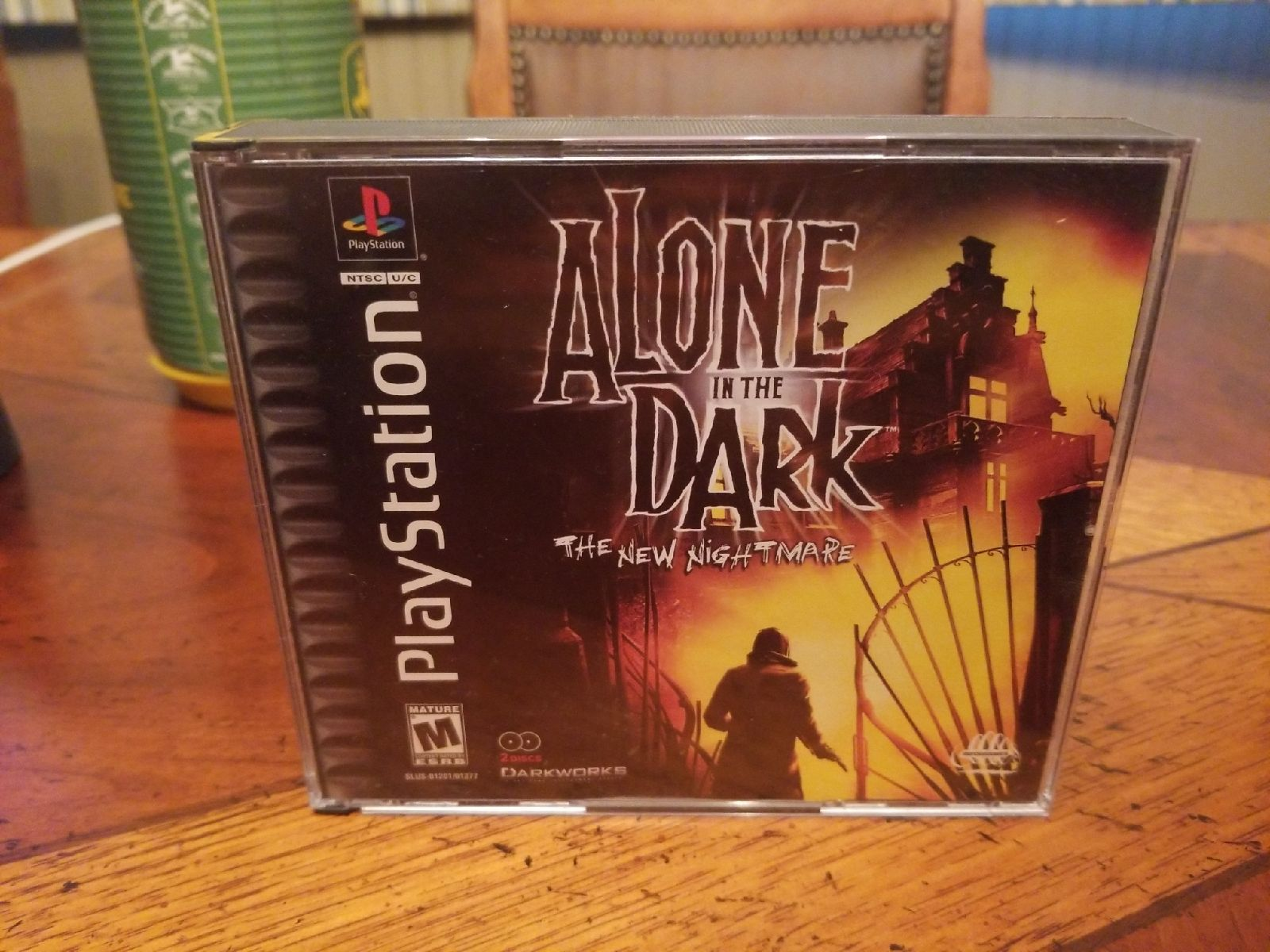 Alone In The Dark The New Nightmare Play