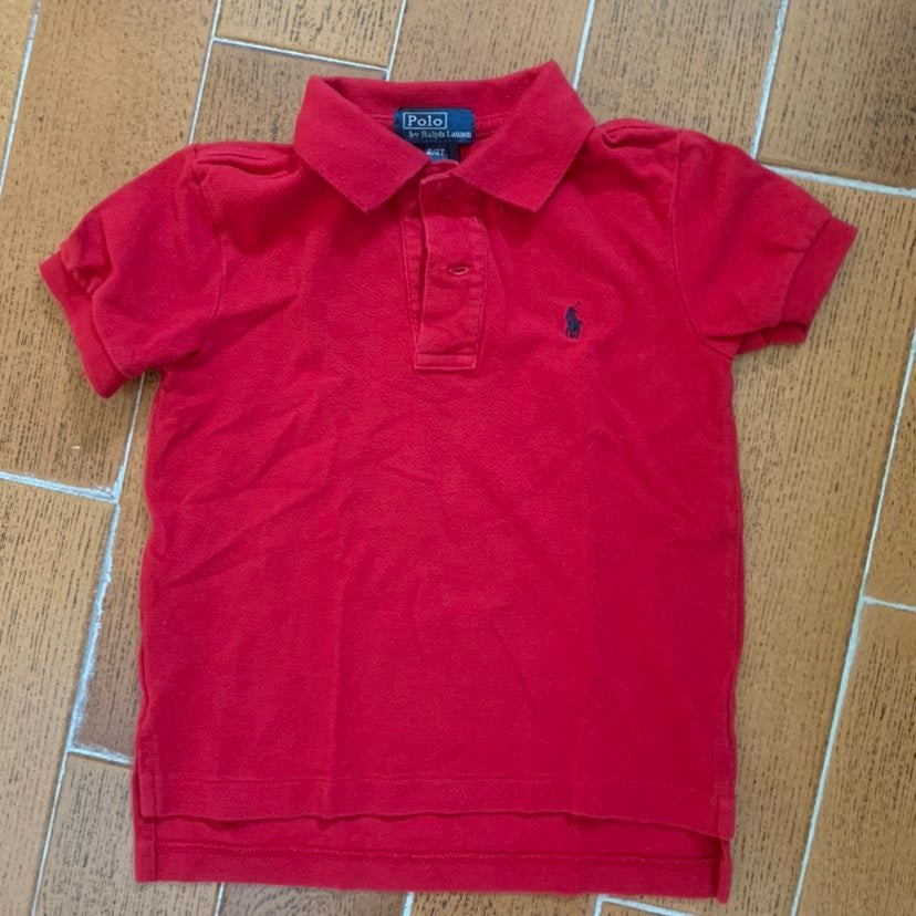 Polo Ralph Lauren Kids Polo Top 4T