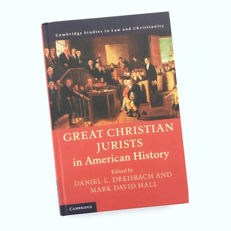 Great Christian Jurists in American Hist