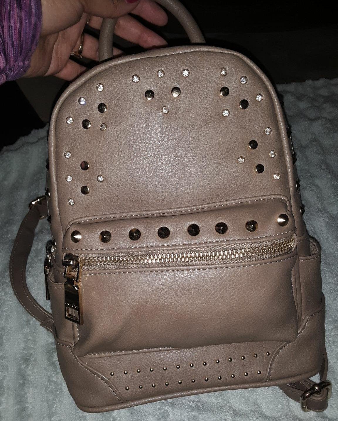 Bebe book bag purse
