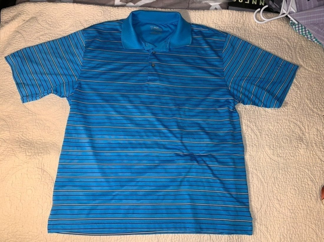 2 polo shirts for men XL