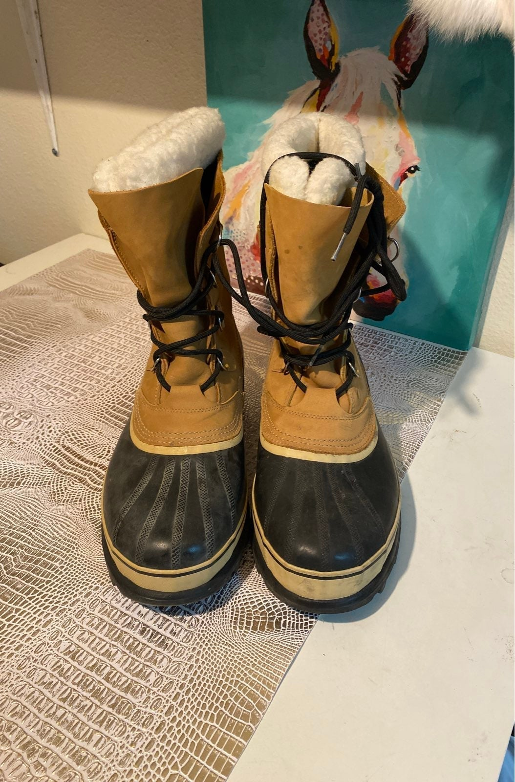 Caribou Sorel boot