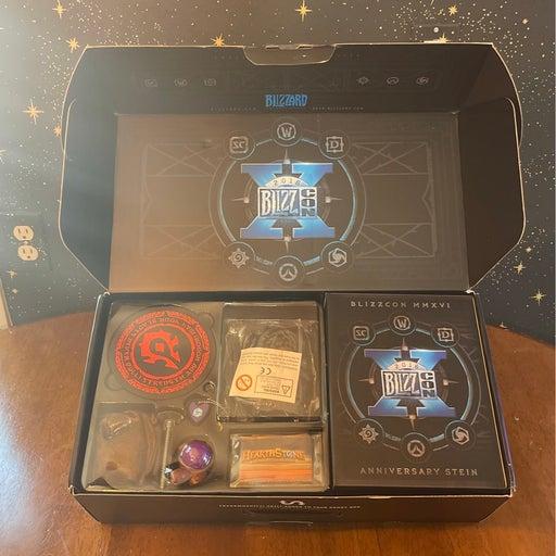 BlizzCon 2016 Chest Box with Decorative