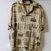 c9d1d0b0 Natural Issue MensTan Short Sleeve shirt