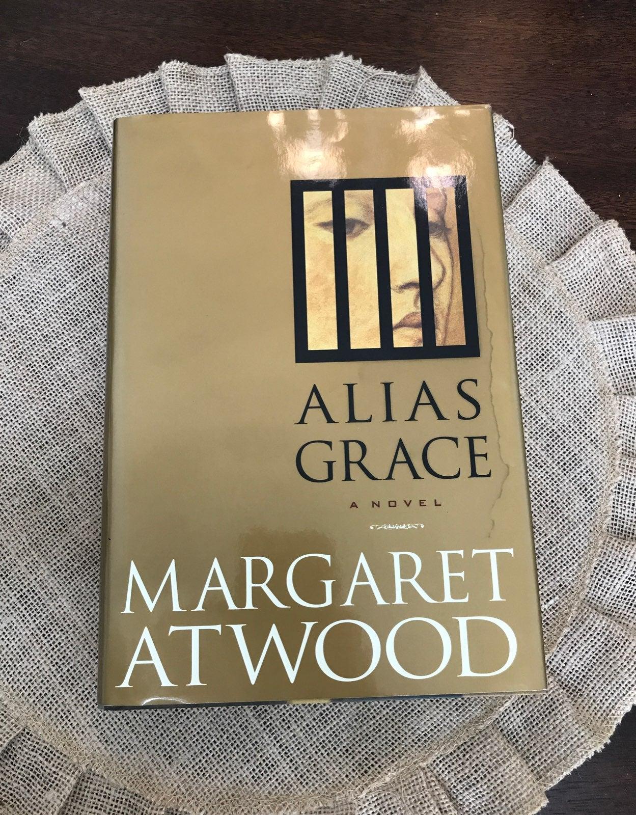 Alias Grace Novel Book Margaret Atwood
