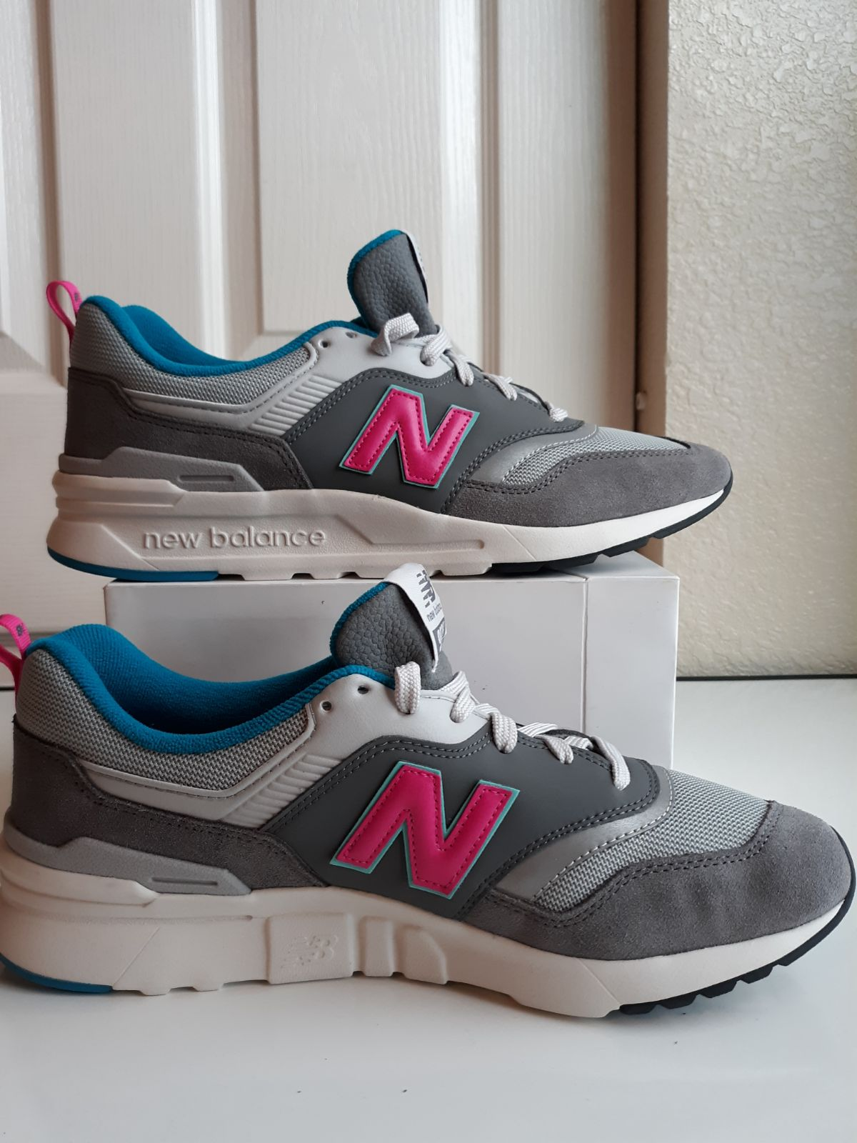 New Balance 997 Castlerock Men Size 10.5