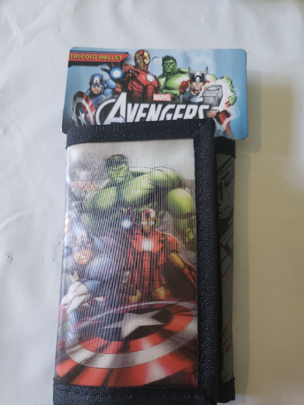 Marvel Avengers Assemble Wallet Nwt