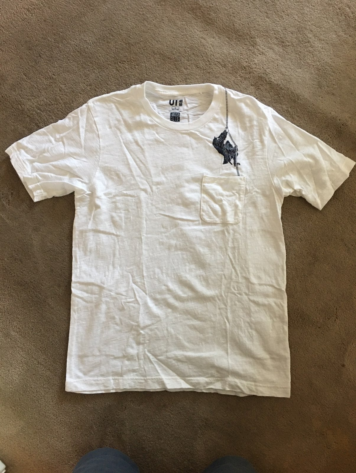 UNIQLO Samurai Shirt