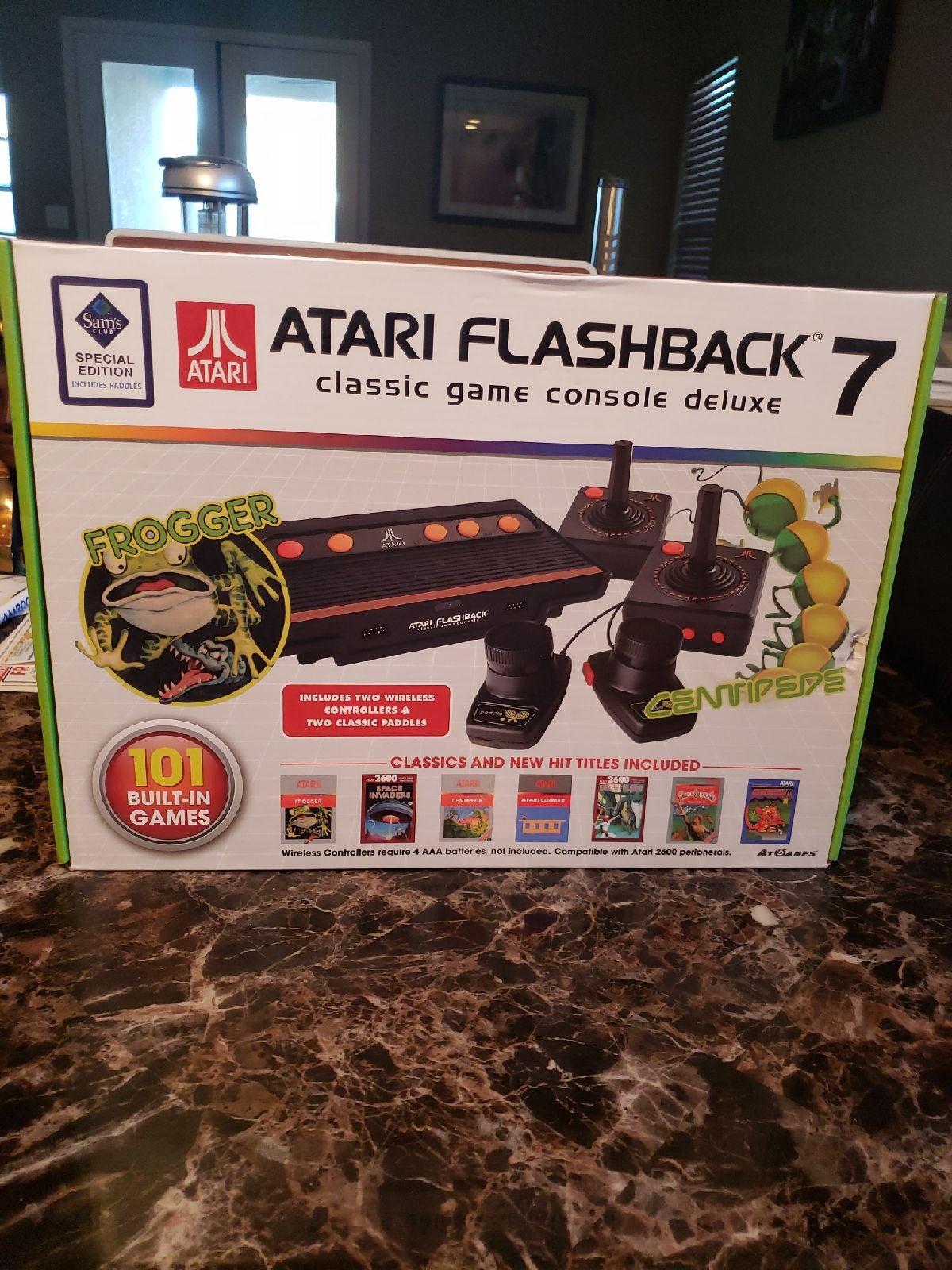 Brand New Atari Flashback 7