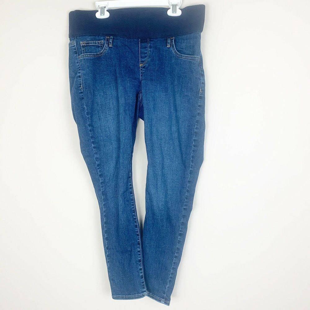 GAP Maternity Easy Legging Jeans Sz 8 29