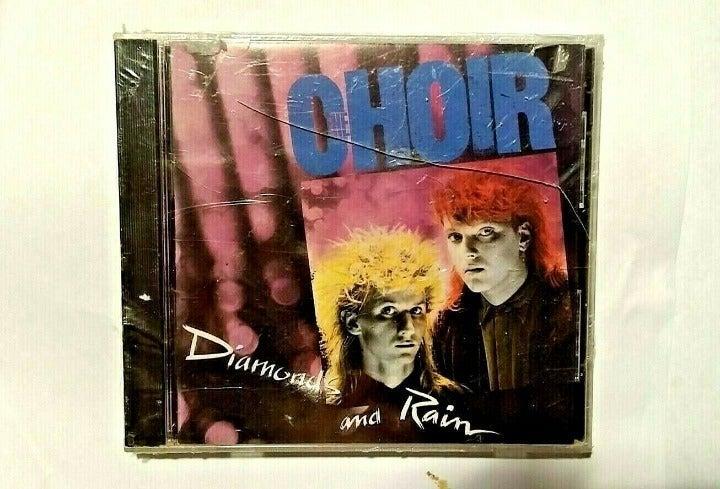 The CHOIR Diamonds And Rain 1980's CD